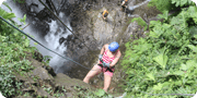 arenal-canyoning