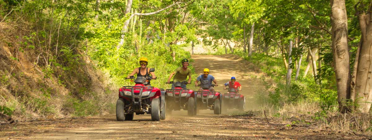 ATV & Zipline - Albee Adventures - Luxury Travel Designers